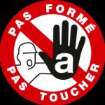 logo_pas-formé-pas-toucher
